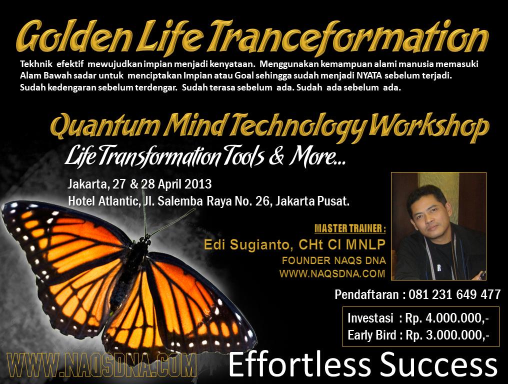 golden life transformation
