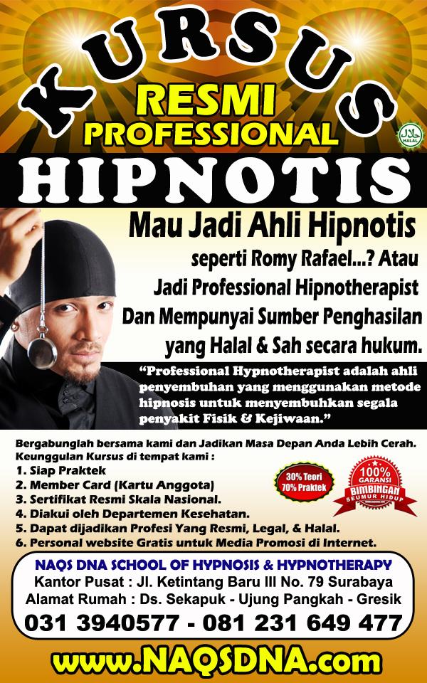 KURSUS HIPNOTIS
